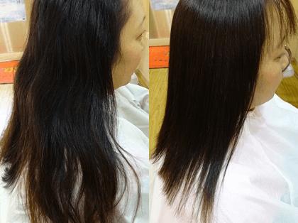 町屋の美容院(美容室)「ラピスるり」 美髪矯正クリニック