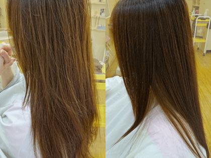 町屋の美容院(美容室)「ラピスるり」 美髪矯正クリニック+美髪カラークリニック